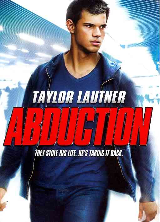 ABDUCTION BY LAUTNER,TAYLOR (DVD)